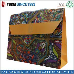 Royal Custom Deign Kraft Paper Bag Shopping Bag pictures & photos