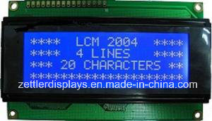 Character LCD Display Module 20X4 Lines: (ACM2004F) Series pictures & photos