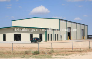 Pre Engineered Metal Structure Building pictures & photos
