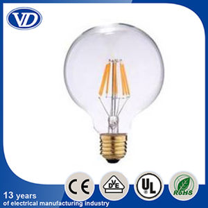 G125 Crystal Bulb 6W LED Bulb Light