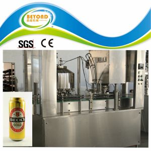 Factory Produce Filling Capping Machine for Cans pictures & photos