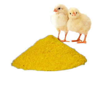 Pigment Yellow Feed Grade Feed Additive Powder pictures & photos