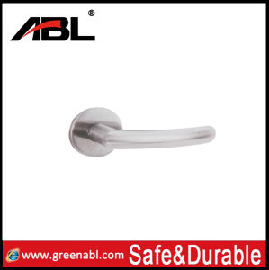 China Supplier Stainless Steel 304 Door Lever Handle Dh005 pictures & photos