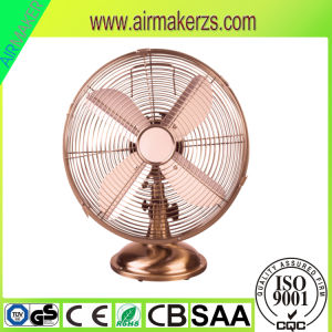 Latest Arrivel 10 Inch Electiacl Metal Table Fan pictures & photos