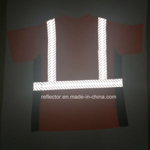 2016reflective Safety T-Shirt Wholesale Running Tee Shining Run pictures & photos