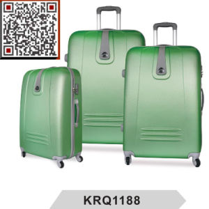 Hot Sale 3PCS ABS Travel Trolley Luggage pictures & photos