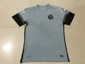 2016 America Grey Soccer Jersey pictures & photos