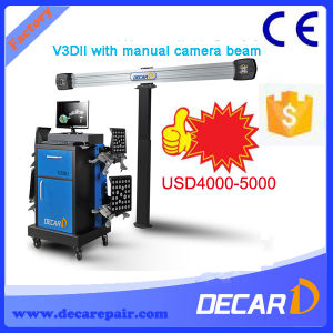 Decar V3dii High Quality Used Wheel Alignment pictures & photos