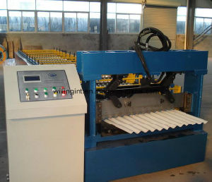 High Quality Steel Metal Roof and Wall Roll Forming Machine pictures & photos