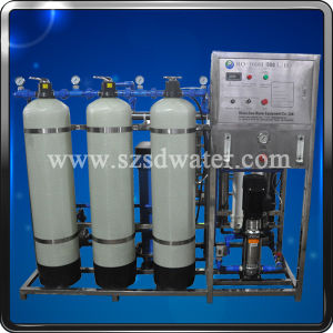Reverse Osmosis Borehole Water Treatment Plant (500L/H) pictures & photos