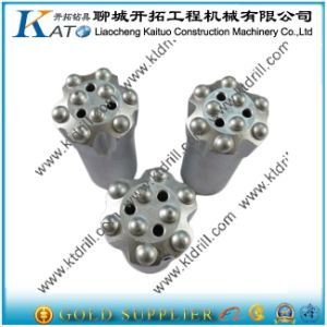 Hard Rock Drilling Tools T38 T45 T51 Thread Button Bits pictures & photos