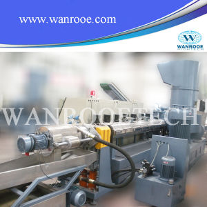 Double Stage Die Face PE Plastic Granulating Machine pictures & photos