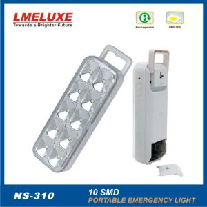10PCS LED Rechargeable Emergency Lighting pictures & photos