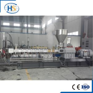 Two Stage Laboratory Plastic Granulating Machine for Making Granules pictures & photos