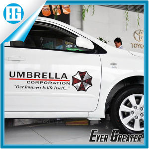China Custom Vinyl Car Body Stickers Text And Pattern Design - Car custom vinyl stickers design