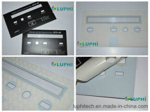 Customized Durable Graphic Overlay with PMMA Backer (MIC-0083) pictures & photos