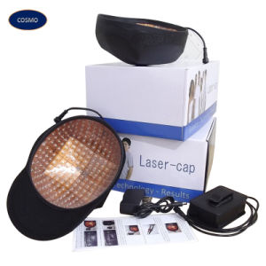 Portable Bald Head Hair Growth Laser Cap pictures & photos