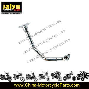 Motorcycle Parts Motorcycle Muffler Pipe for Gy6-150 pictures & photos