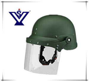 Army Military Police Helmet and Riot Control Helmet (SYSG-208) pictures & photos