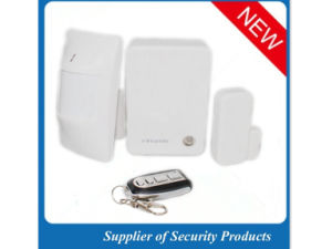 Wireless Home Burglar Alarm / During Production Inspection / Professional Quality Control in Shenzhen
