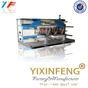 Automatic Circular Knife Rotary Die Cutting Machine