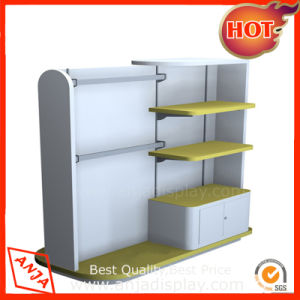 Wooden Retail Display Rack Point of Sale Systems for Store pictures & photos