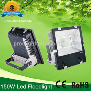 3years Warranty Project IP65 150W LED Floodlight, 150W LED Flood Light pictures & photos