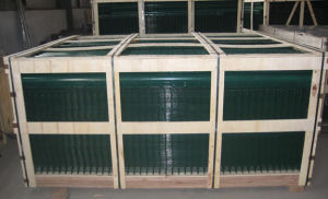 High Quality Welded Wire Mesh Fence Panel Exported to USA pictures & photos