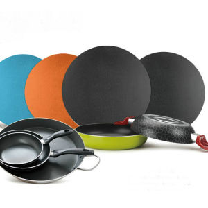 Non-Stick, Coated Aluminum Circle 3003/8011 for Pizza Pans pictures & photos