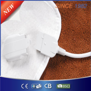 Ce/CB/GS/RoHS Approved 4 Heat Setting Timer Massage Electric Blanket pictures & photos