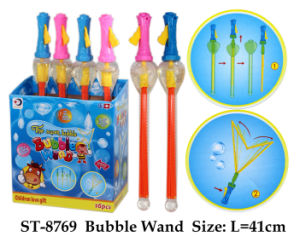 Funny Big Bubble Wand Toy pictures & photos
