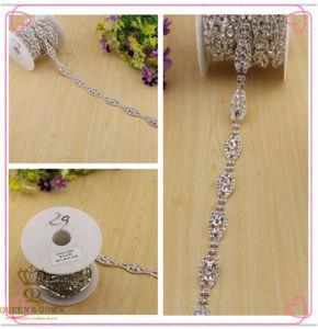 Wedding Dress Rhinestone Belt, DIY Accessories Chain Drill