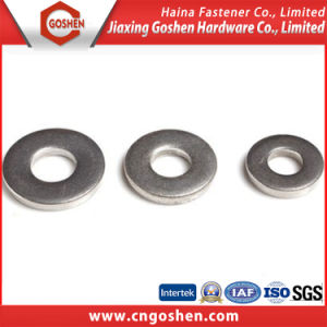 Stainless Steel 304 316 Flat Washer M5-M100 pictures & photos