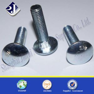 Ss 304/316 Round Head Square Neck Carriage Bolt pictures & photos