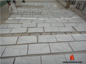 Chinese White Marble Stone Wall and Floor Tile pictures & photos