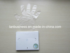 Food Grade Vinyl Disposable Gloves in High Quality pictures & photos