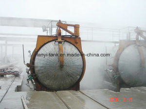 Good Quality Stainless Steel Autoclaved Aerated Concrete Brick Production Line Autoclave for Industry pictures & photos