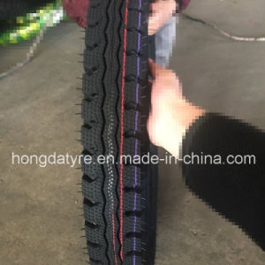 Heavy Weight Loading Pattern, Banana Pattern Motorcycle/Tricycle Tyre 3.00-18 to Philippine Market pictures & photos
