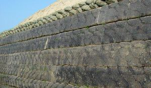 Uniaxial Geogrid PP for Building High Way or Railway pictures & photos