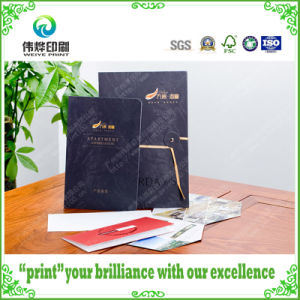 UV Varnish Paper Printing Brochures / catalog (for Famous Real Estate Group) pictures & photos