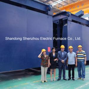 30000kg Induction Casting Metal Furnace