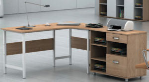 New Style Modern MDF Office Desk Office Table (CT-3853A) pictures & photos
