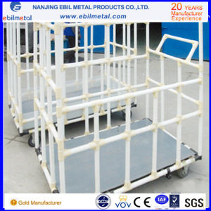Ce-Certificated PE Plastic Coated Pipe Customer DIY Shelf pictures & photos