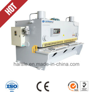 QC11y Sheet Metal Hydraulic Guillotine Shearing Machine pictures & photos