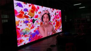 High Resolution P3.91 Indoor LED Display for Advertising Wall pictures & photos