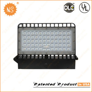 Dlc UL Waterproof IP65 Replacement for Metal Halide or Sodium Potassium Bulbs 80W LED Wall Pack pictures & photos
