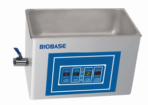 Biobase 45/80kHz Small Size Double Frequency Industry Ultrasonic Cleaner pictures & photos
