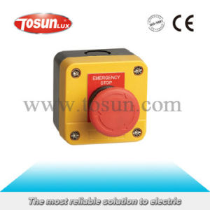 Emergency Stop Pushbutton Control Station pictures & photos