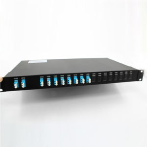 2*8 CWDM with 1u Rack Package, Mux and Demux CWDM pictures & photos