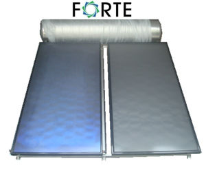 Flat Plate Solar Collector for School pictures & photos